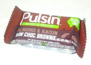 pulsin raw choc brownie