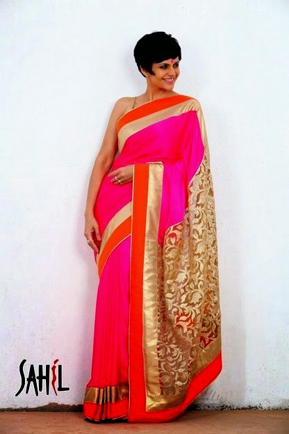 Mandira Bedi Presents Real Women Sarees