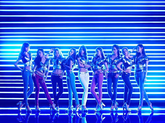 Girls' Generation's DVD reaches No.1 on Oricon chart