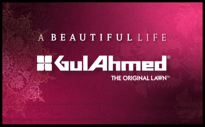 Gul Ahmed lawn - A beautiful life Video 2014 the origional lawn
