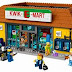 PHOTOS: LEGO's 'Simpsons' Kwik-E-Mart / .@TheSimpsons .@LEGO_Group