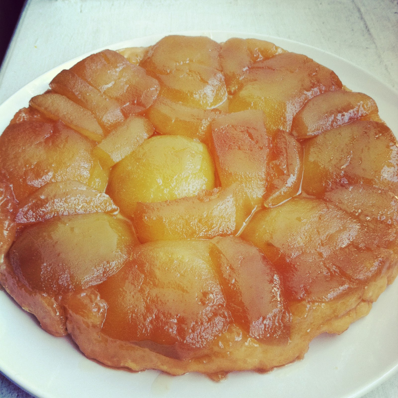Apple Tarte Tatin, Anew Recipe — Dishmaps