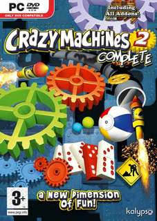 Crazy Machines 2 full free pc games download +1000 unlimited version