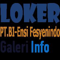 informasi loker lowongan kerja pt bi-ensi fesyenindo bandung