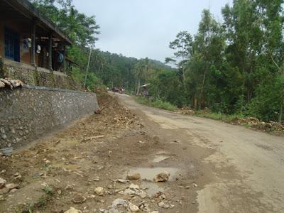 Jalur Alteri Panggul Trenggalek Mulai Dibangun