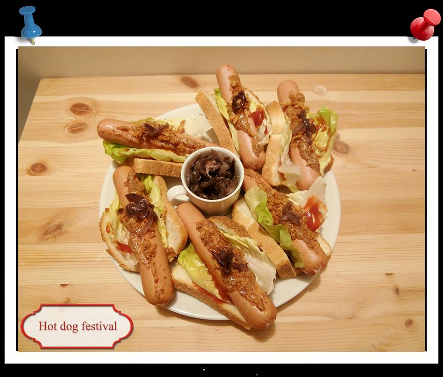 Hot dog festival imparare l 39 arte della cucina quotidiana - Imparare l arte della cucina francese ...