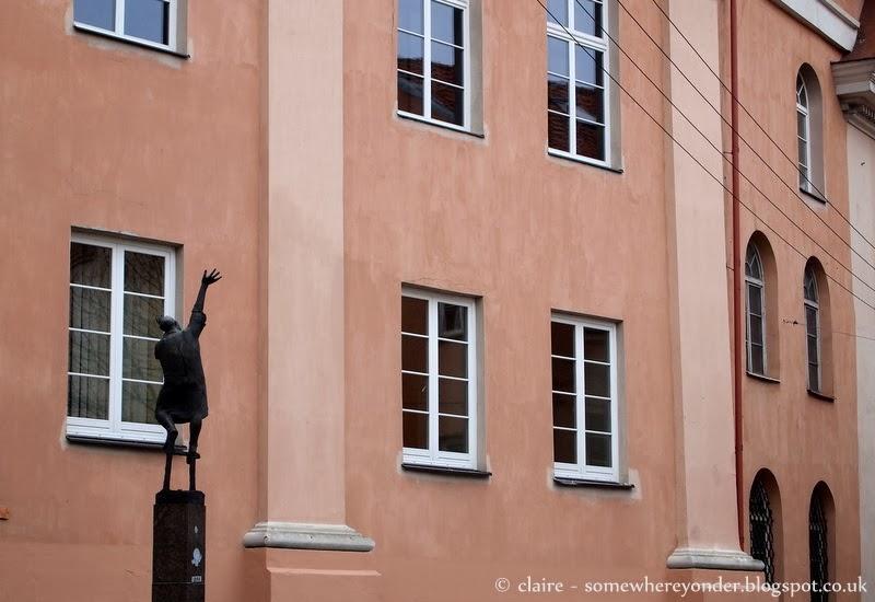 Statue - Vilnius, Lithuania