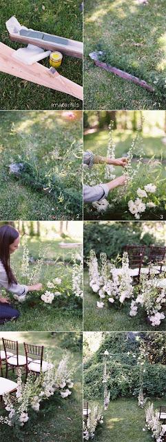 Cómo Hacer un Centro de Flores Naturales