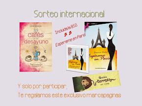Sorteo Internacional: 2 Libros + BSO