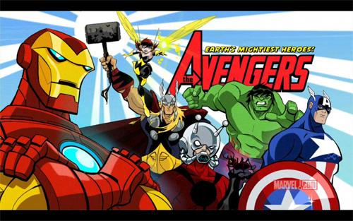 Avengers - Download Torrent Legendado