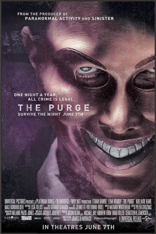 [ดูหนัง มาสเตอร์ ออนไลน์] The Purge คืนอำมหิต ( 2013 ) [พากย์ไทย]