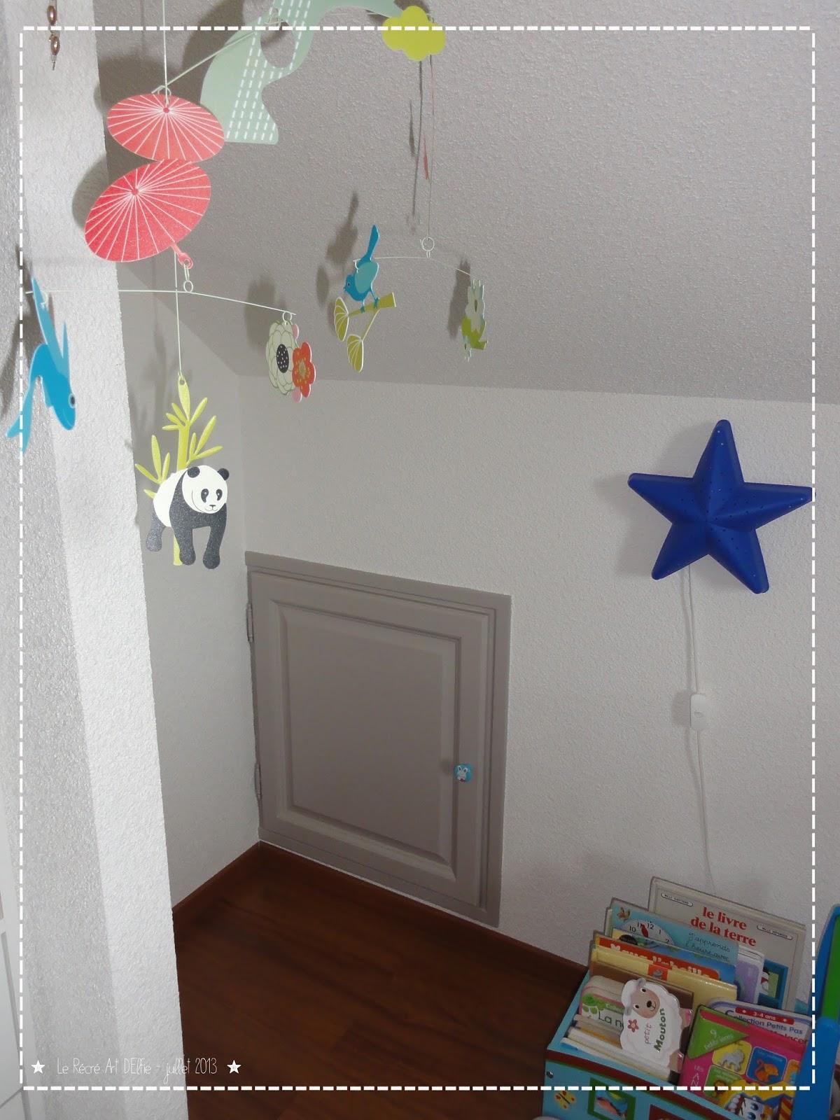 Le r cr art delfie sa cachette secr te Faire sa chambre