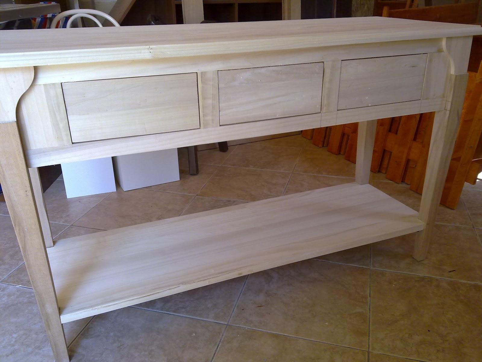 Fai da te hobby legno mobile da salotto - Mobile sottolavabo bagno fai da te ...