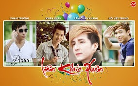 Phim Tân Người Trong Giang Hồ Lâm Chấn Khang