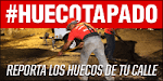 #HUECOTAPADO