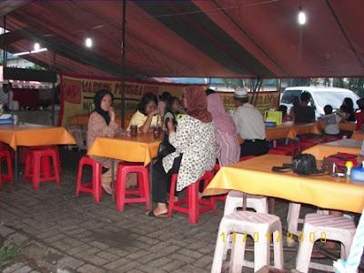 bisnis warung tenda