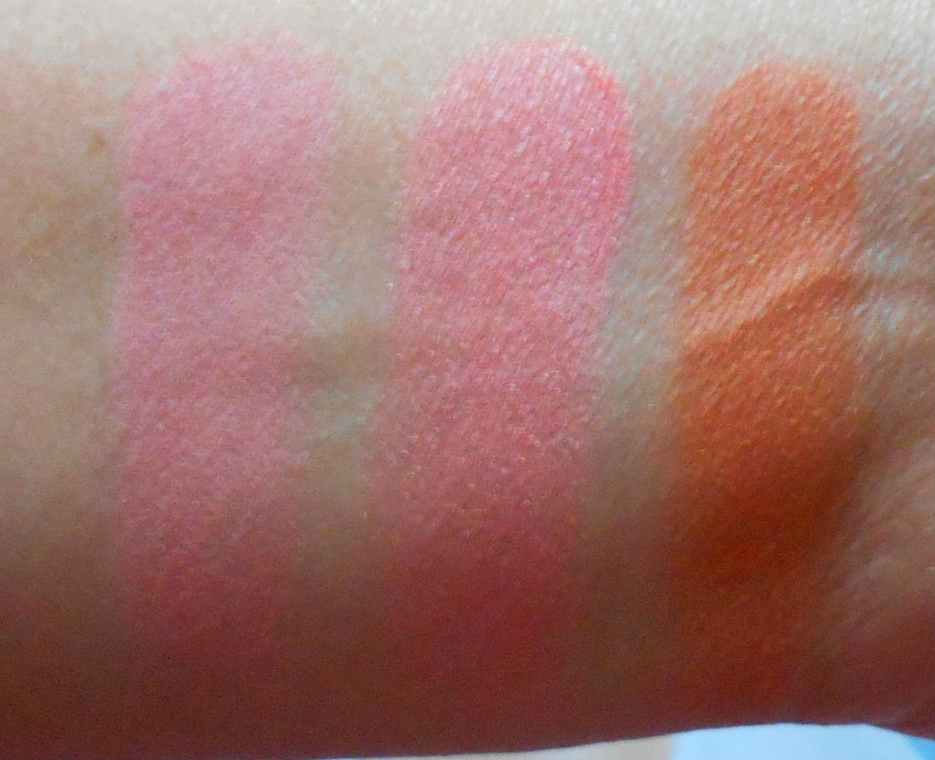 Nyx Baked Blush Ignite Nyx Baked Blushes