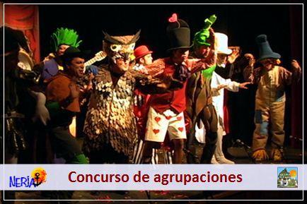 Podrá acudir al concurso de Agrupaciones del carnaval de Nerja