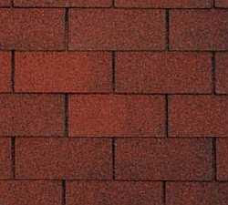 bourne red roof shingles