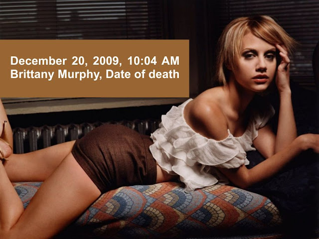 Brittany Murphy Death date