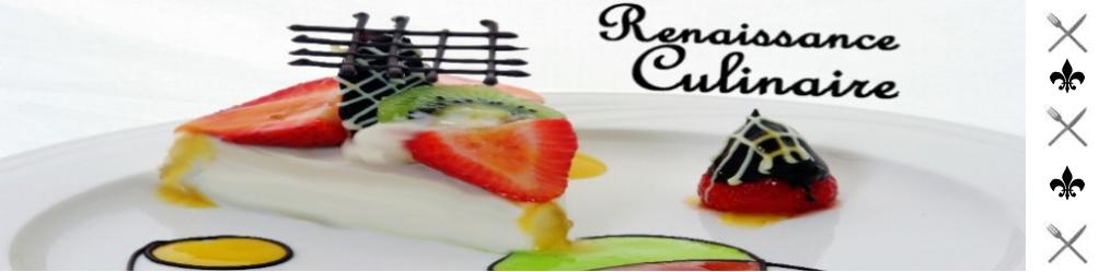 Renaissance Culinaire