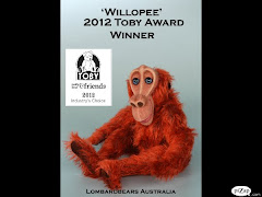 WILLOPEE WINS A TOBY 2012!!