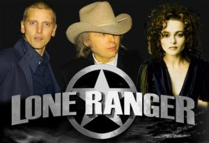 The Lone Ranger 2013 with Helena Bonham Carter, Dwight Yoakam and Barry Pepper