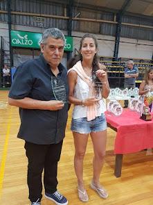 DISTINGUIDO POR LA FEDERACION CORDOBESA DE HANDBALL
