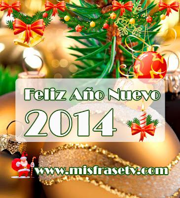 Carteles de ano nuevo 2014
