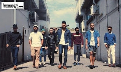 Fenomena Budaya Berjambang - New Ombak Beard Oil Penumbuh Jenggot Tercepat Didunia