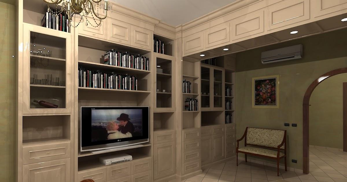 Arredamentincasa: Arredamento su misura - Mobile soggiorno ...