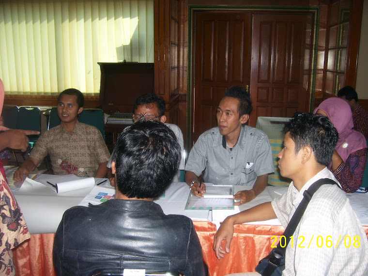 Rakor INKUBASI UMKM dengan LPPM UNS Juni 2012