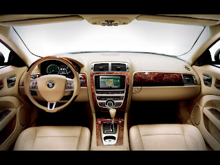 Interior 2013 Jaguar XK