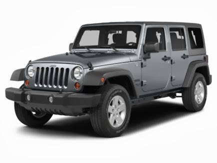 2014 Wrangler Unlimited sport Granite Crystal Metallic Clear Coat