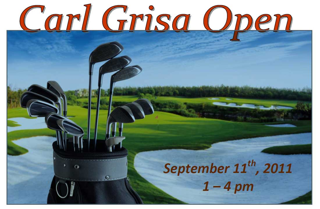 Carl Grisa Golf Open