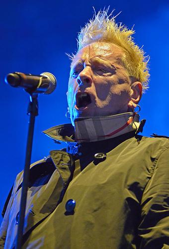 PiL, John Lydon, Primavera Sound Festival 2011 by jaswooduk