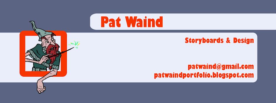 Pat Waind Portfolio