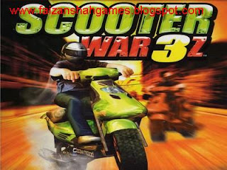 Scooter war3z full game download