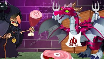 imagen del predator dragon en el mercado negro del dragon