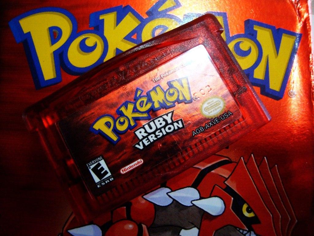 Pokemon ruby casino tms