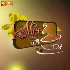 Best Of Koffee With DD ,13-07-2014, Today Program with DD, Vijay Tv, Watch Online Koffee With DD