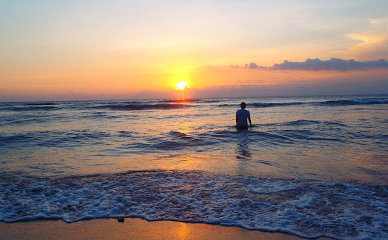 tempat wisata di lombok pantai klui
