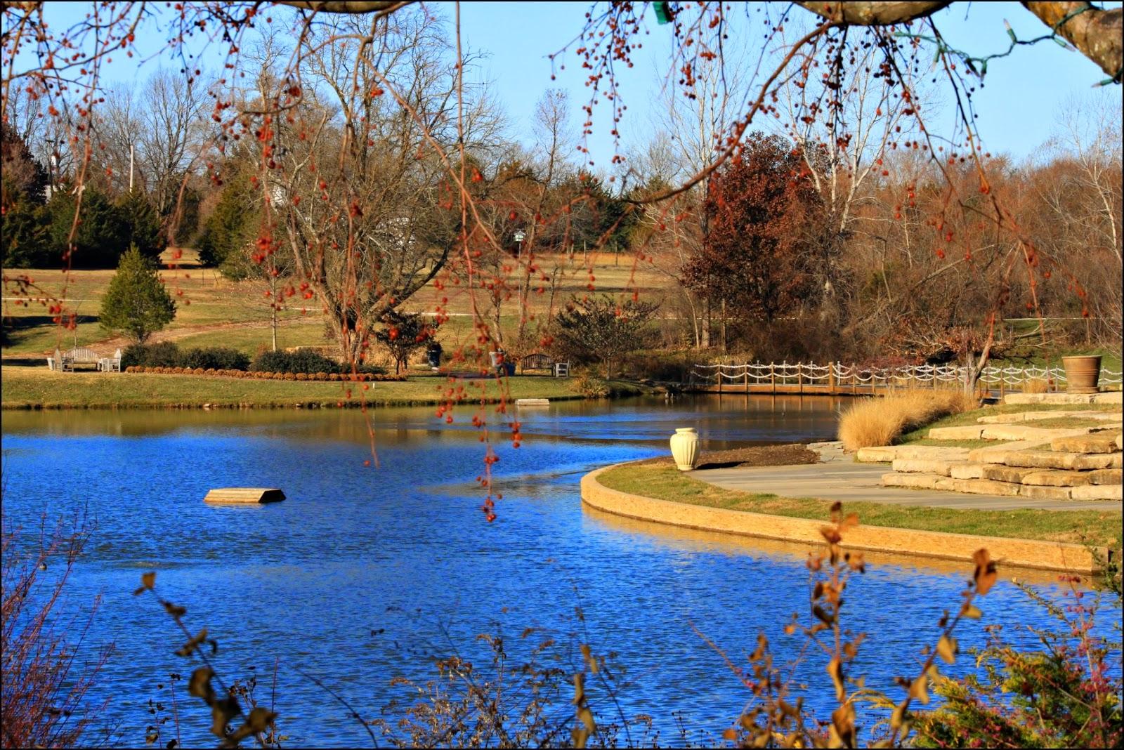 Through Carol\'s Lens: Overland Park Arboretum