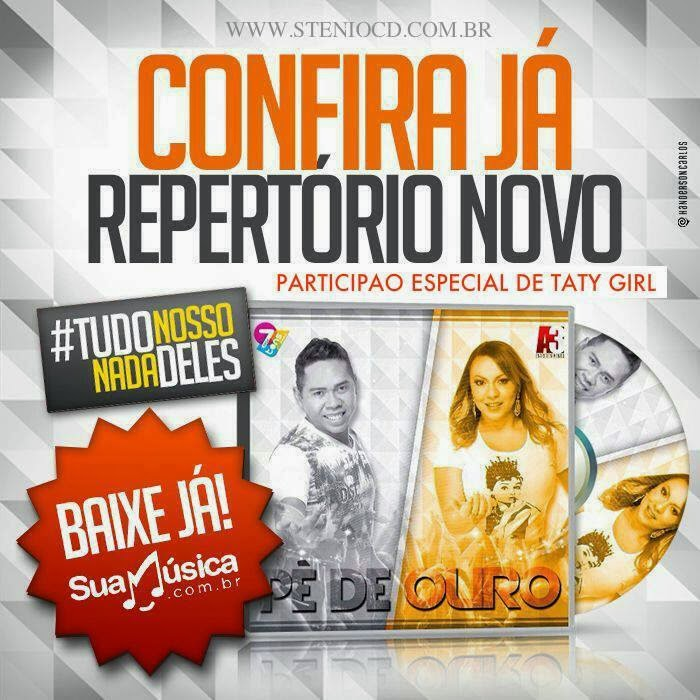 baixar cd Pé de Ouro - Guaraciaba do Norte-CE - 24-11-13