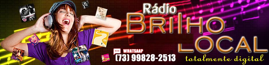 Rádio FM Brilho Local - A Mais Gostosa de Ouvir