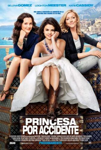 Princesa por Accidente (Monte Carlo) (2011) - Latino