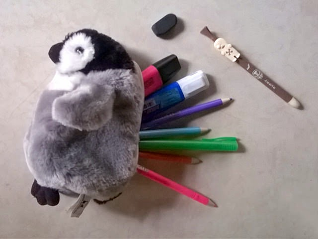 DIY Plushie Pencil Case