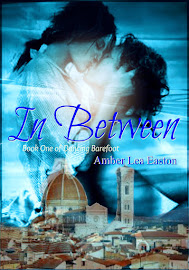 IN BETWEEN, Book One of Dancing Barefoot