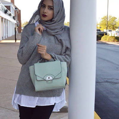 Different Styles Of Hijab Fashion 2016 Hijab Fashion And Chic Style