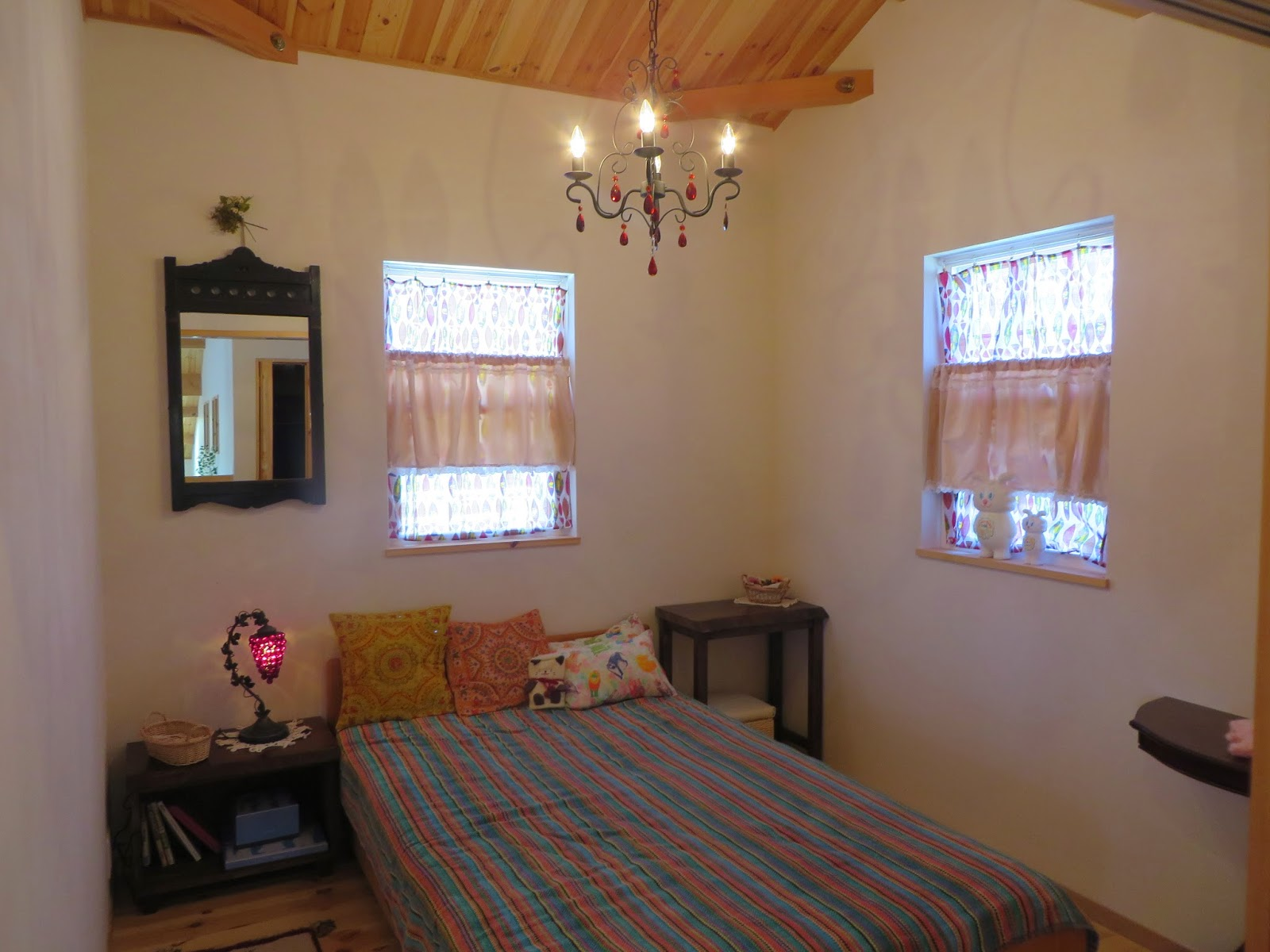全館空調・地熱活用の家